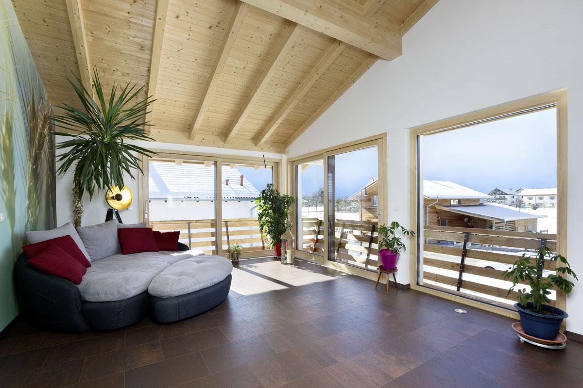 Haus (außen und innen): 81fünf (zur Verfügung gestellt von Hauser Holzbau)